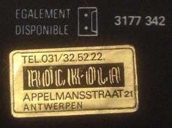 AntwerpenAppelmansstraatRockOla