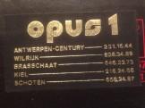 AntwerpenBrasschaatKielSchotenWilrijkOpus