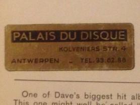 AntwerpenPalaisDuDisque