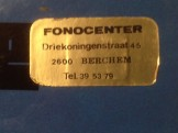 BerchemFonocenter1