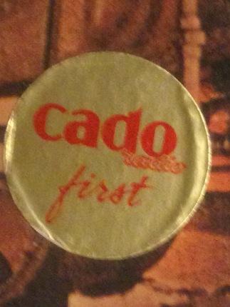CadoRadioFirstGoudRood
