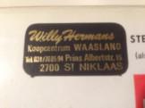 SintNiklaasWillyHermans